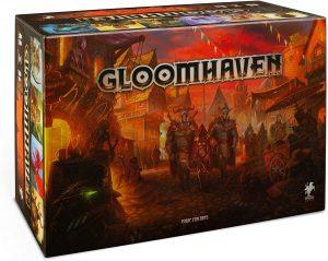 Boite Jeux de société Gloomhaven